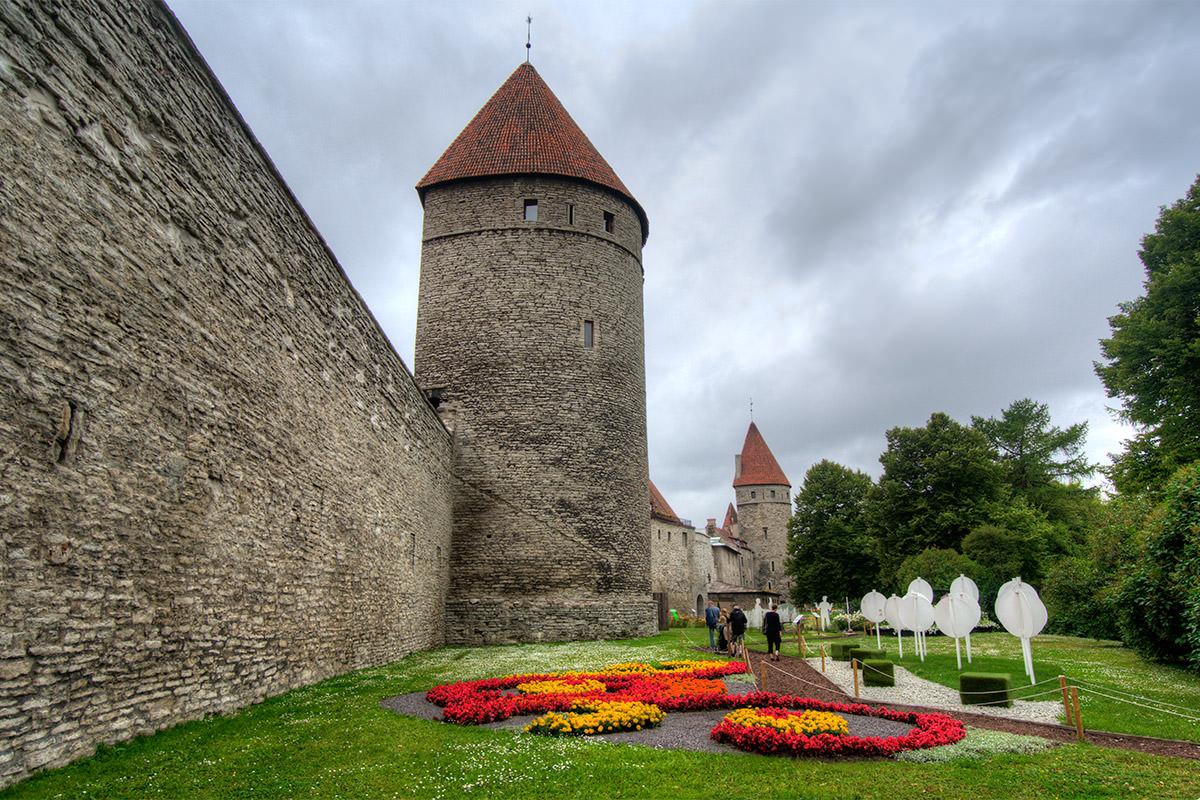Tallinn Old Town Flower Festival
