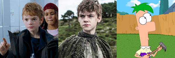 Thomas Brodie-Sangster Roles