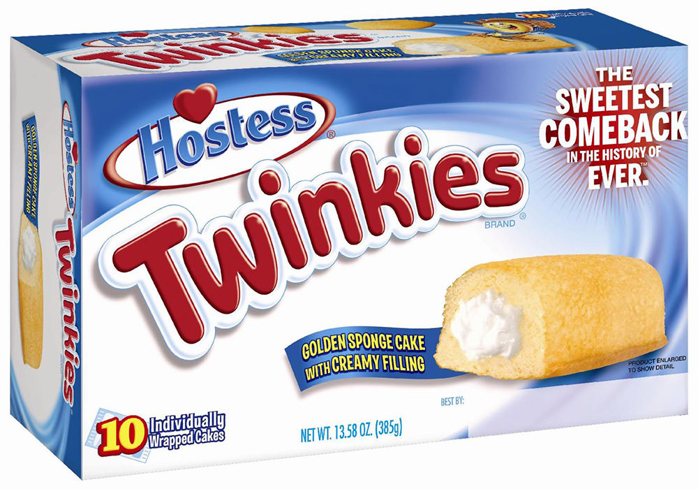 Twinkies Comeback!
