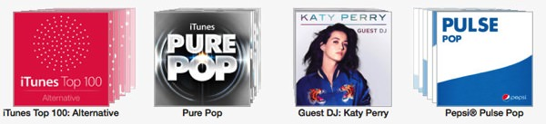 ITunes Radio Stations