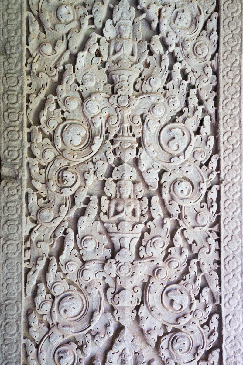 Angkor Wat Carvings