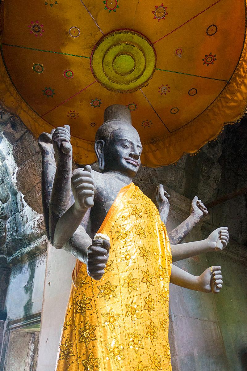 Angkor Wat Shiva
