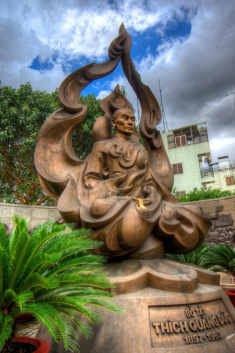 Thích Quảng Đức Memorial Park