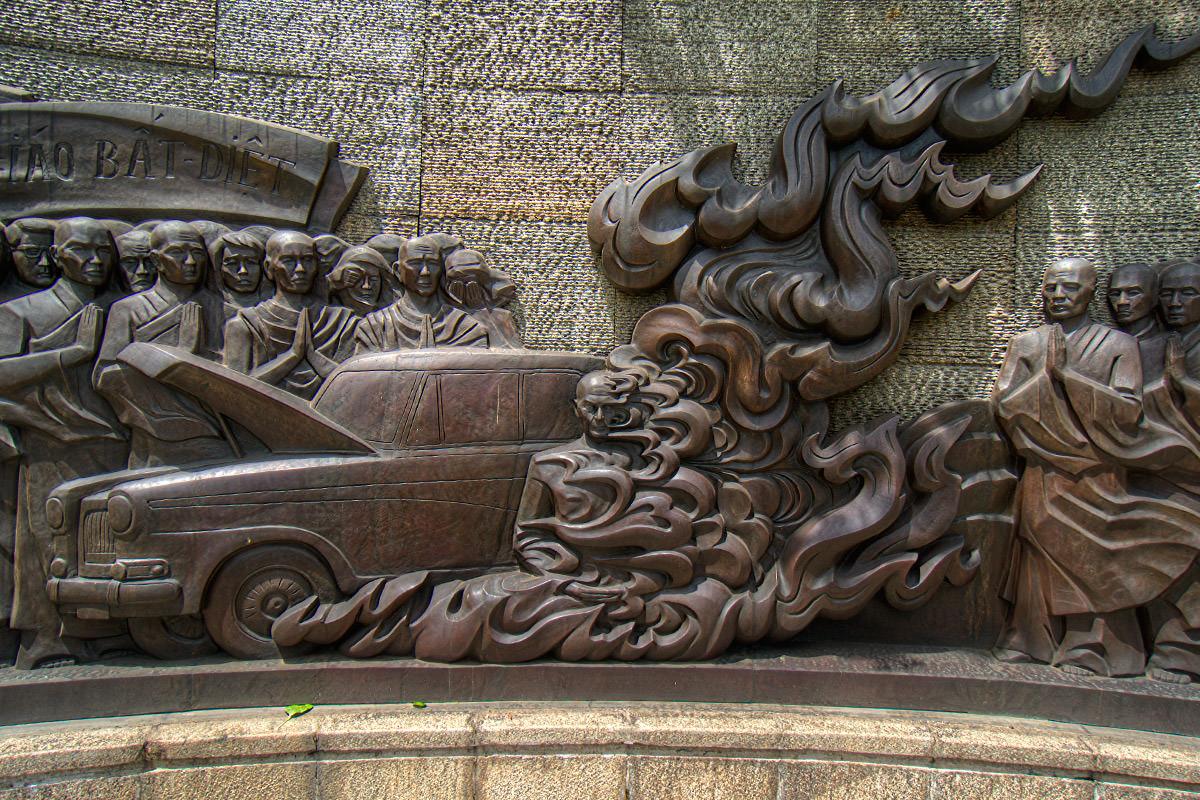 Thích Quảng Đức Monument