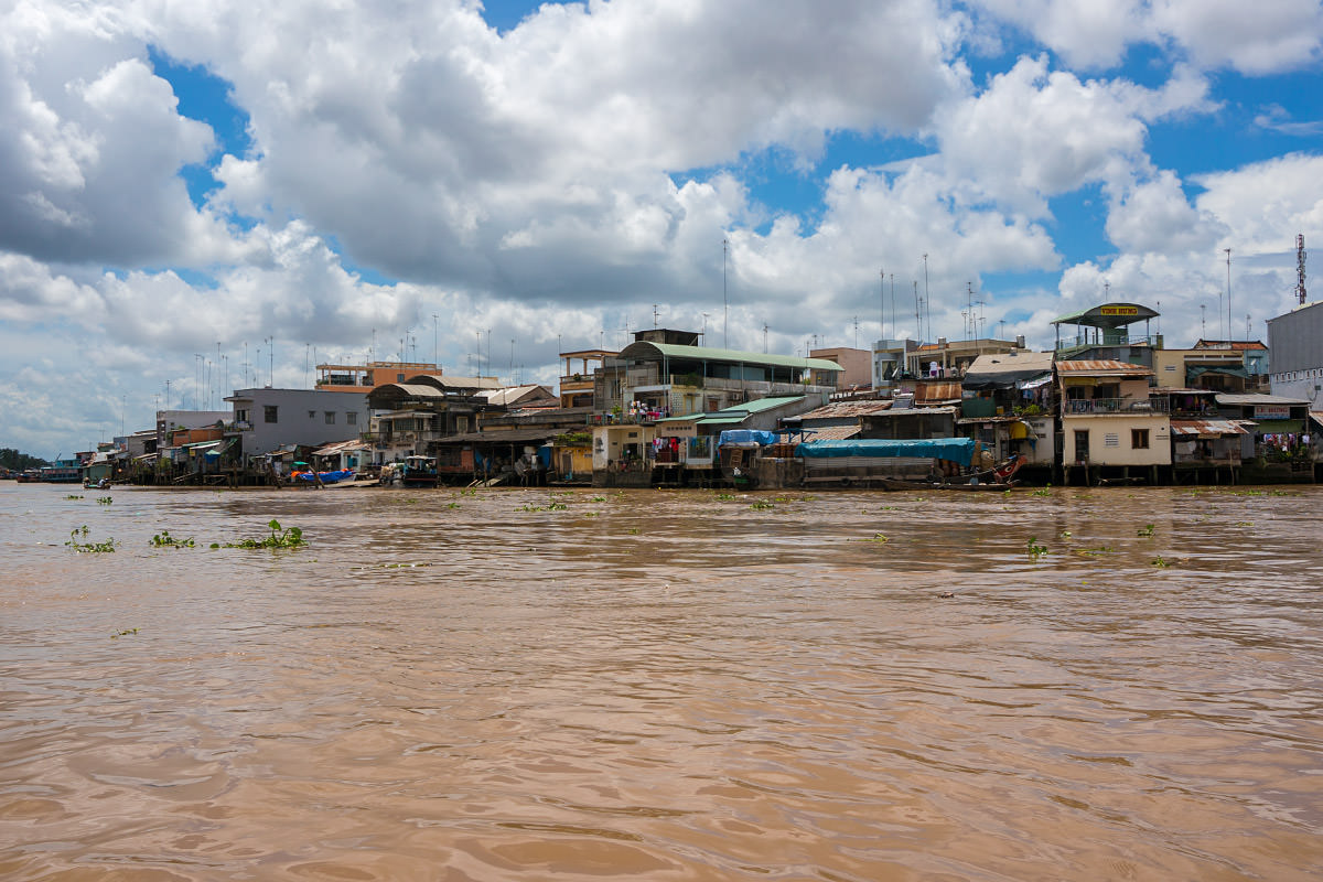 River Homes of the Mekong
