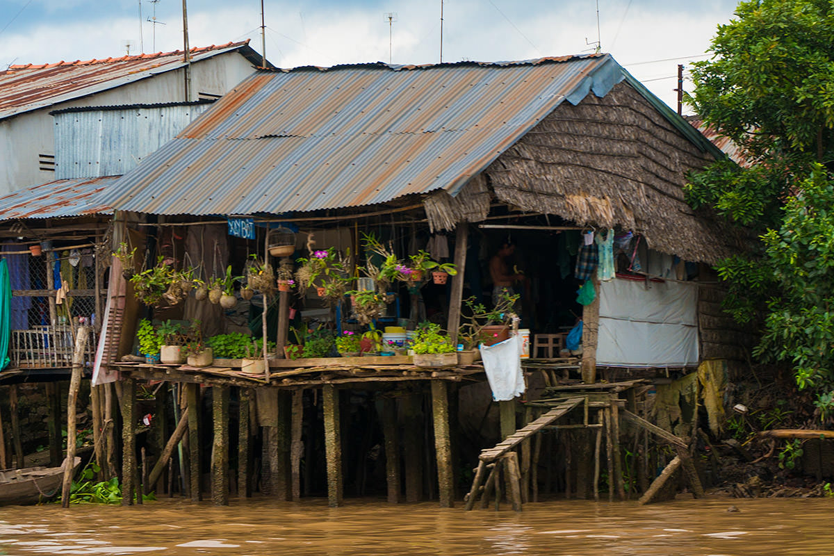 Mekong River House