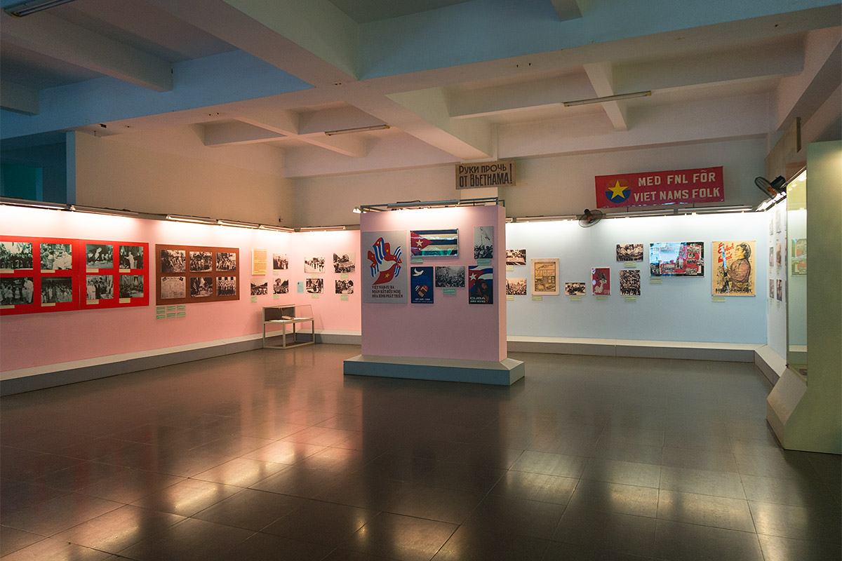 Remnants Museum Exhibits