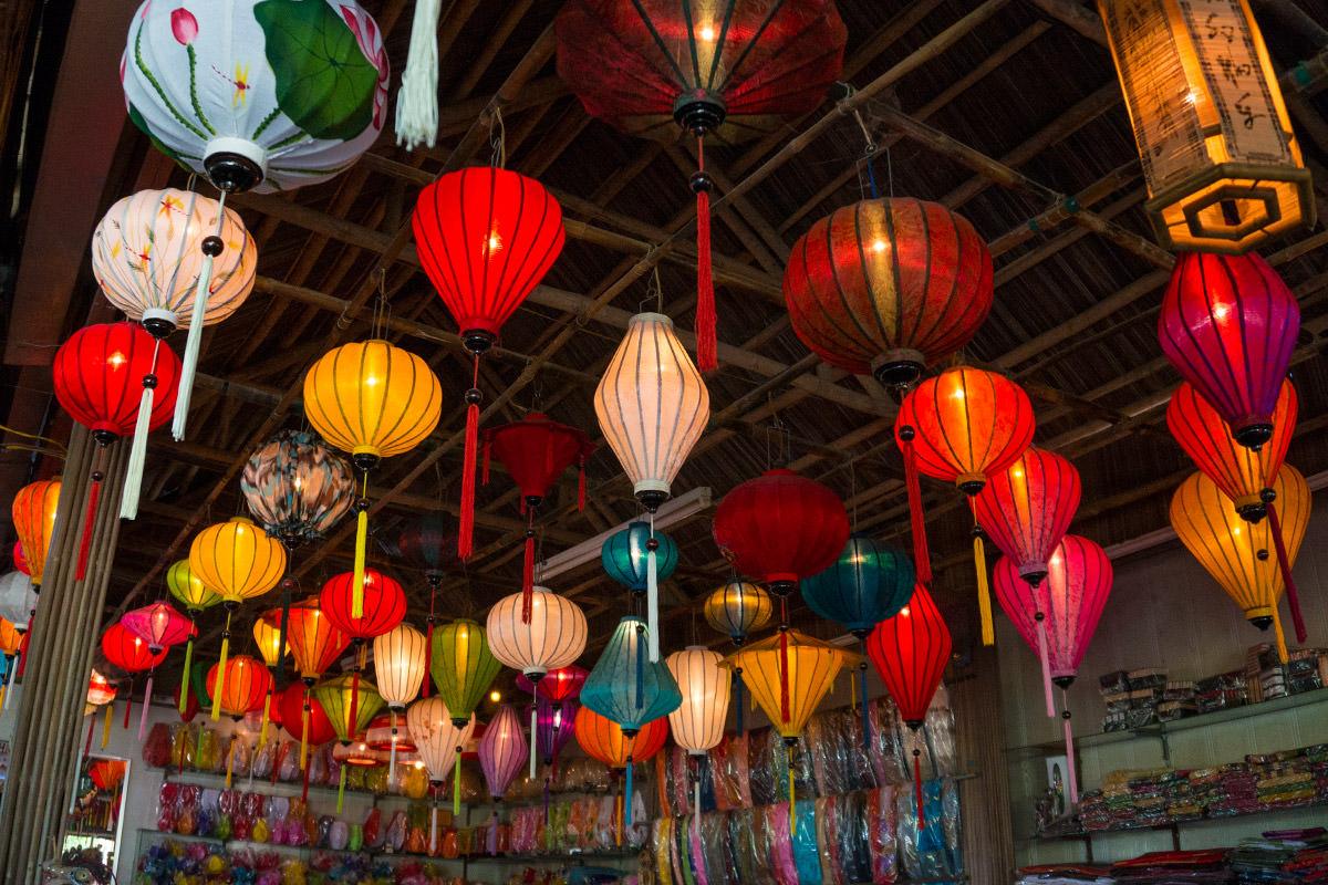 Hoi An Lantern Factory