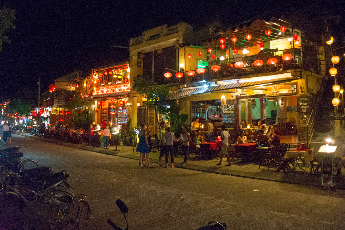 Hội An at Night!