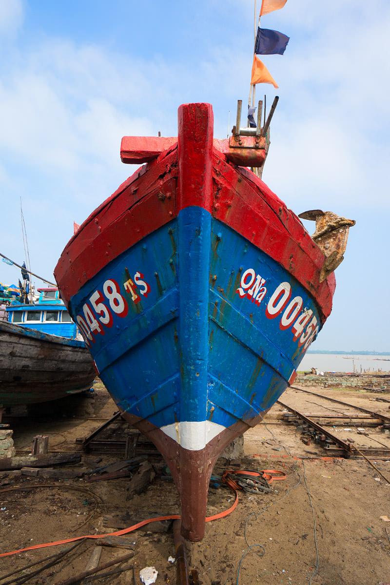 Vietnam Shipyard Repairs
