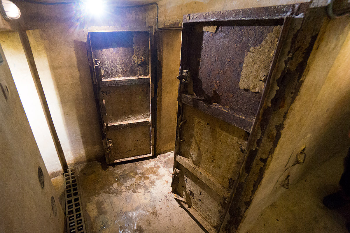 Sofitel Legend Metropole Bunker
