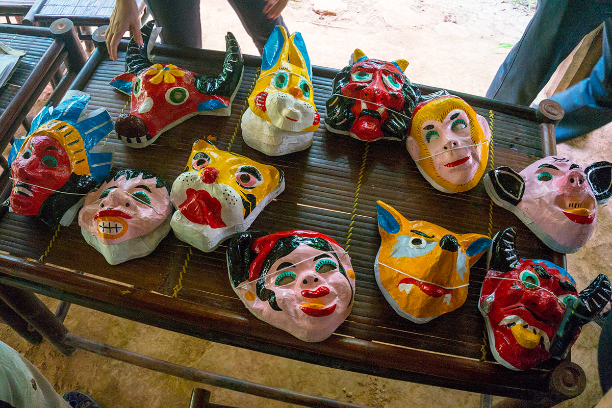 Vietnamese Masks