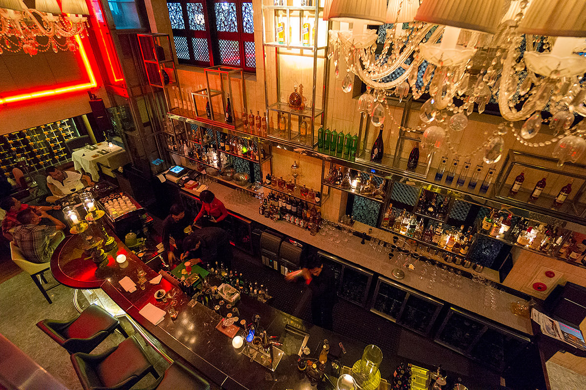 Sofitel Legend Metropole Angelena Restaurant Bar