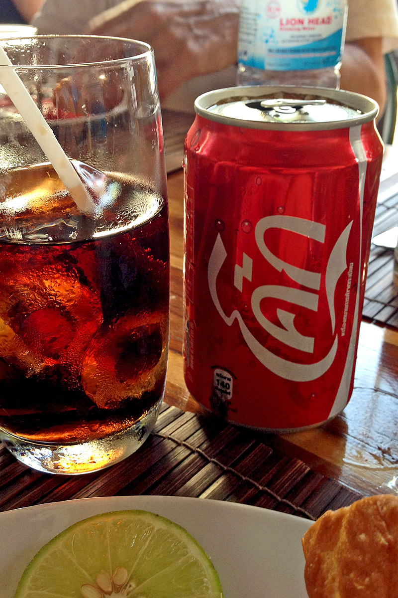 Coconut Garden Coke