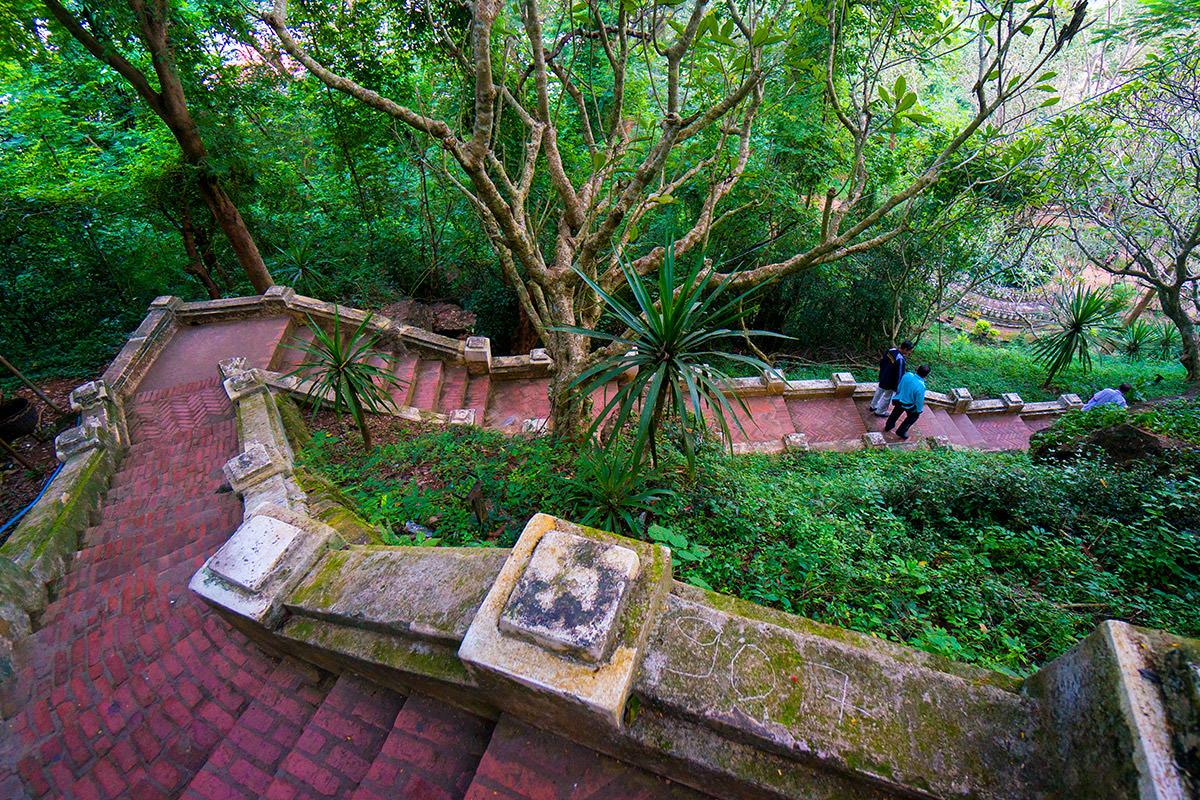 Temple Climb