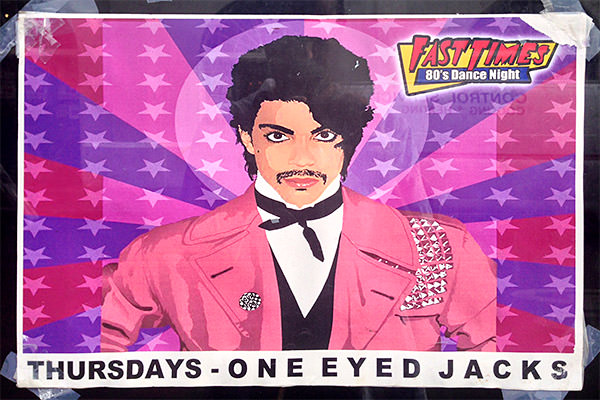 Fast Times at One-Eyed Jacks