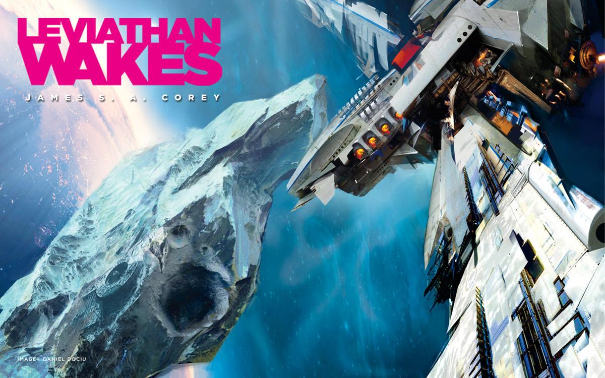 Leviathan Wakes Poster