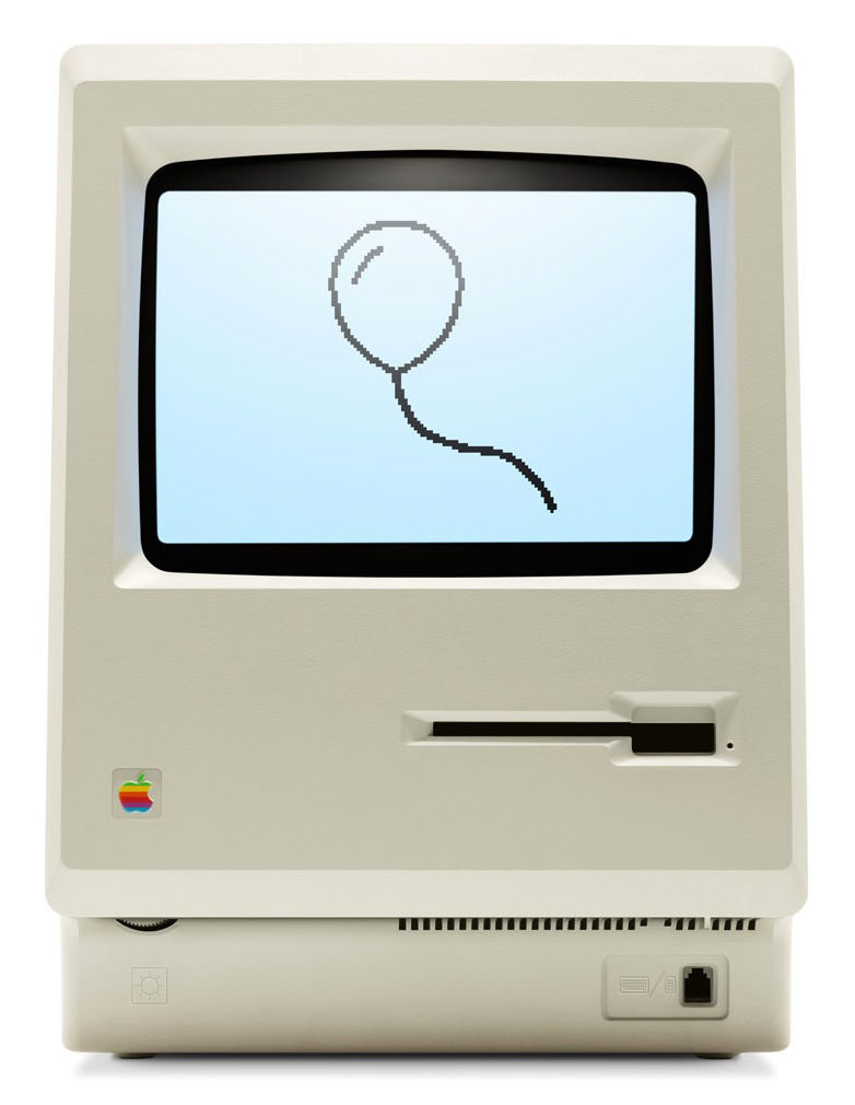 Macintosh 30th Birthday