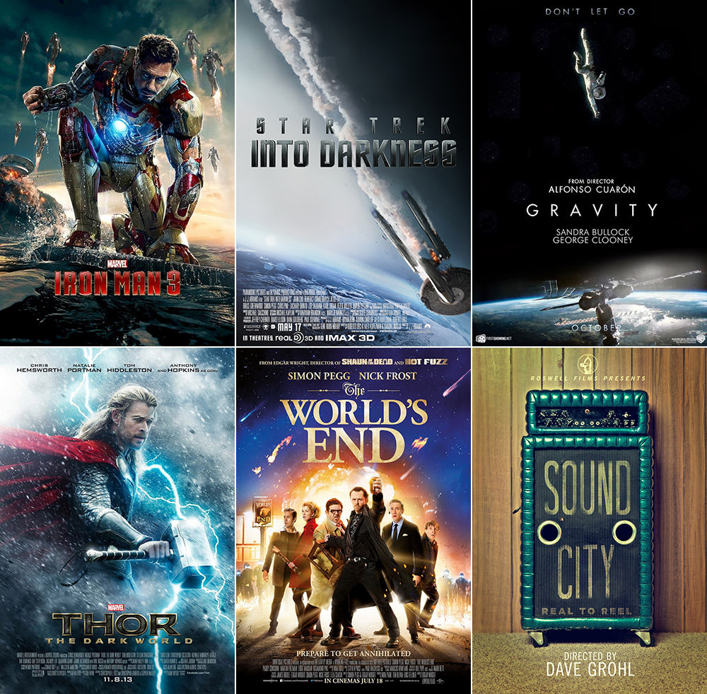 Best Movies 2013 Part 1