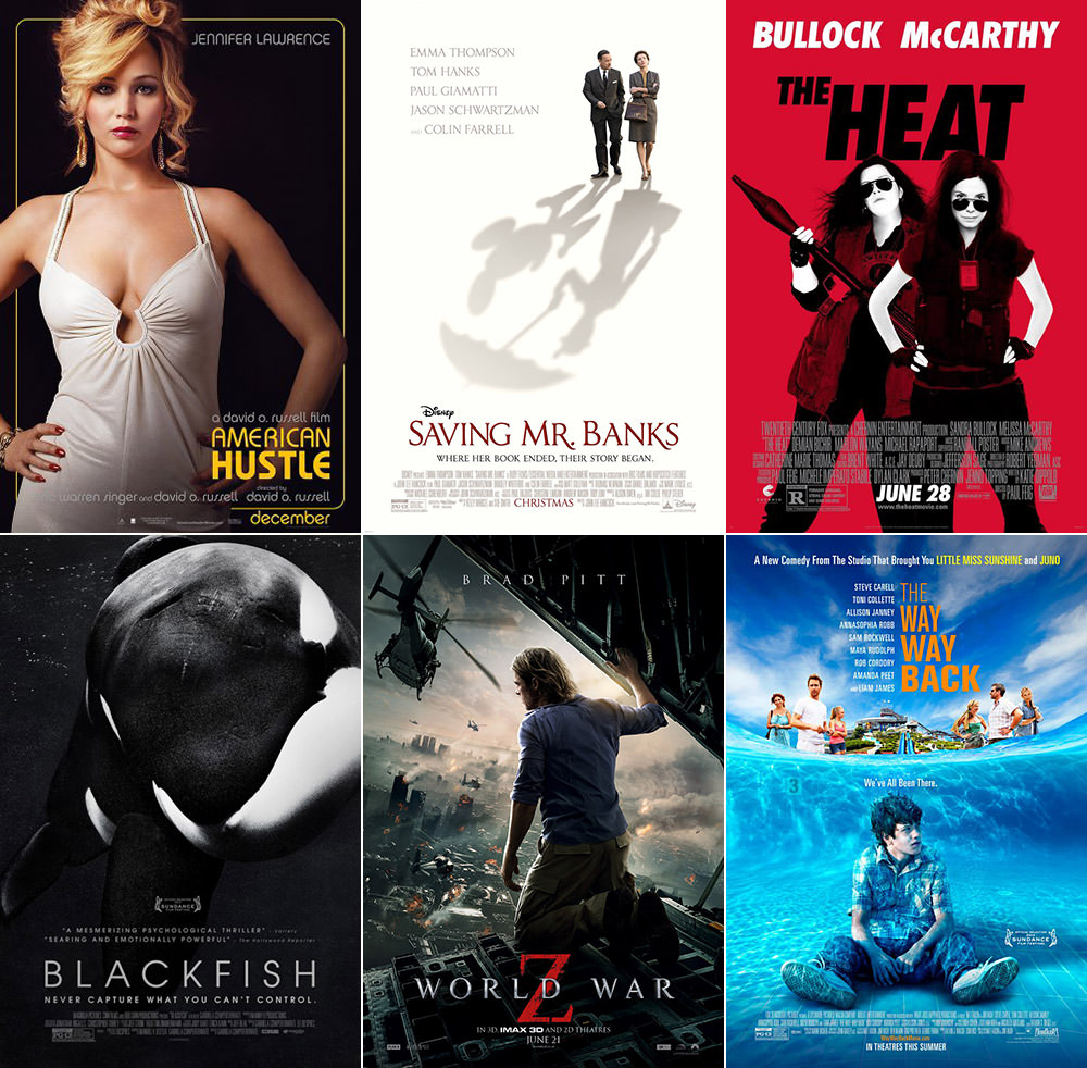 Best Movies 2013 Part 2