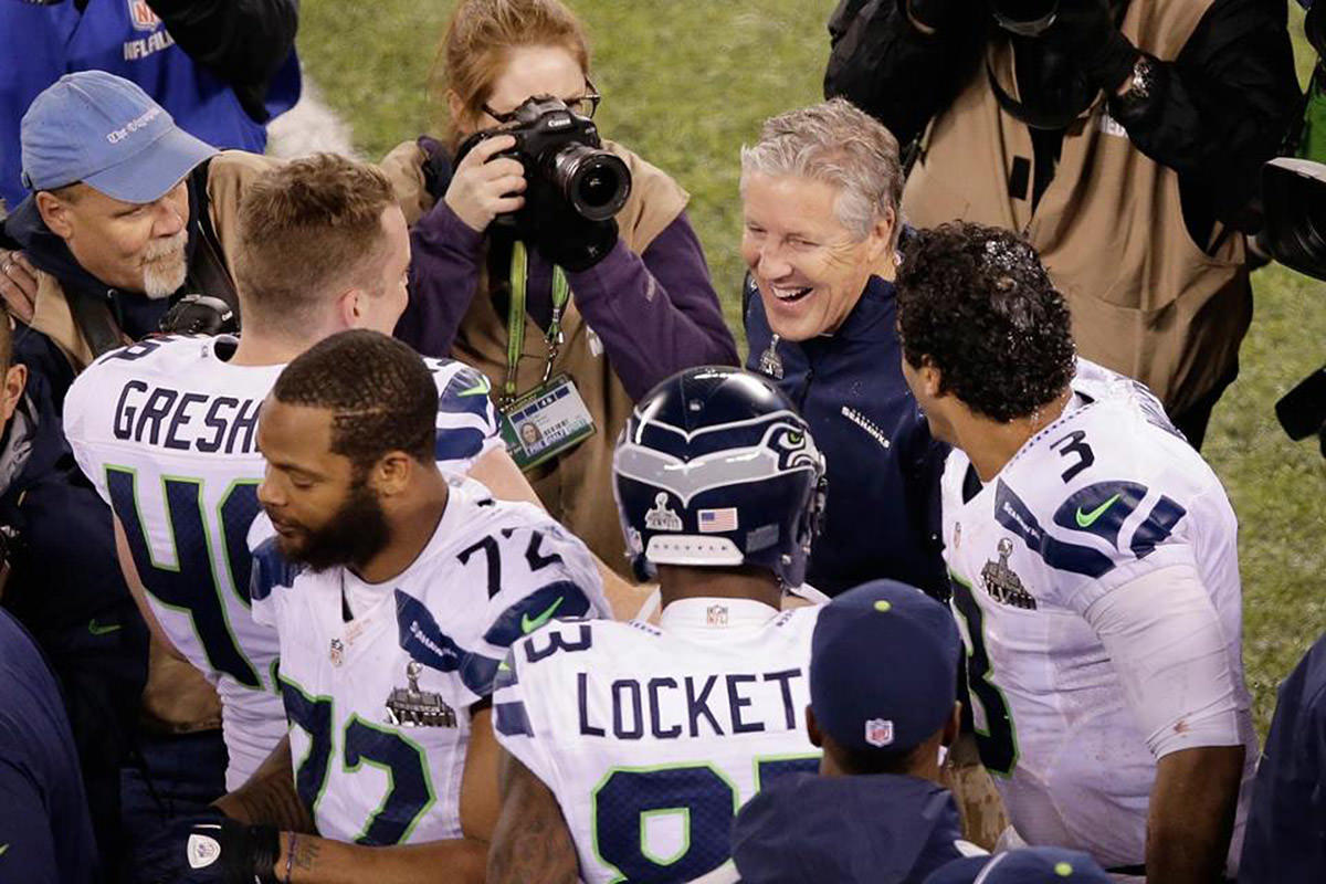 Seahawks Victorious!