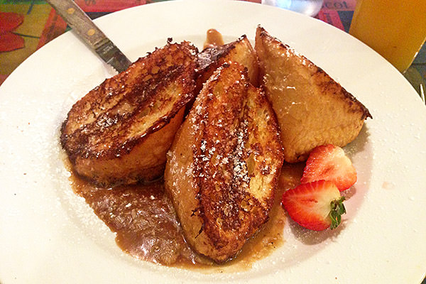 Surrey's French Toast