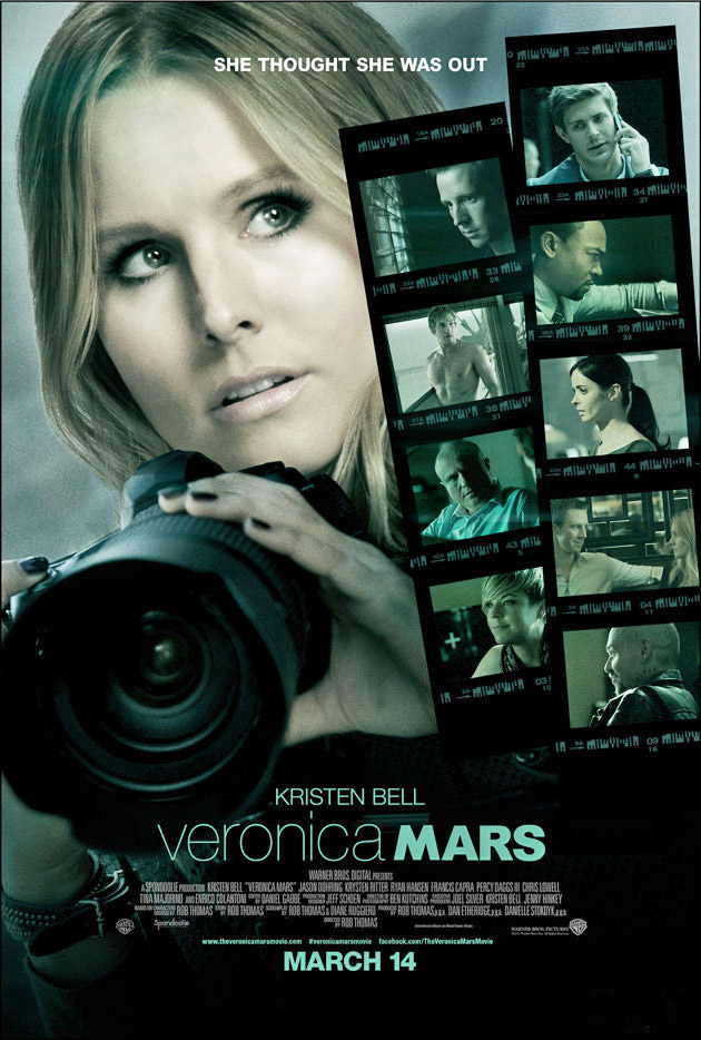 Veronica Mars Movie Poster