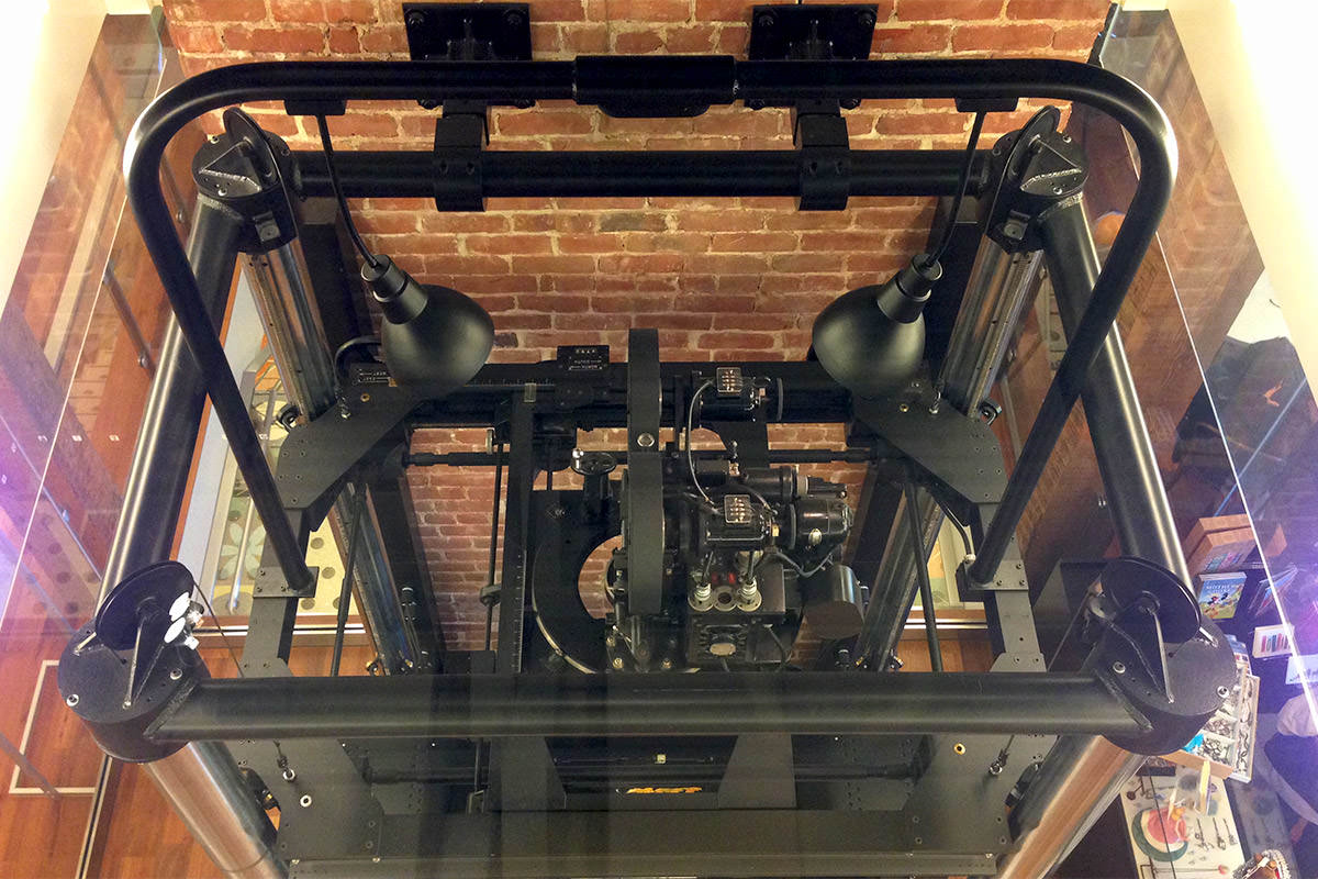 Walt Disney Family Museum Multi-Plane Camera