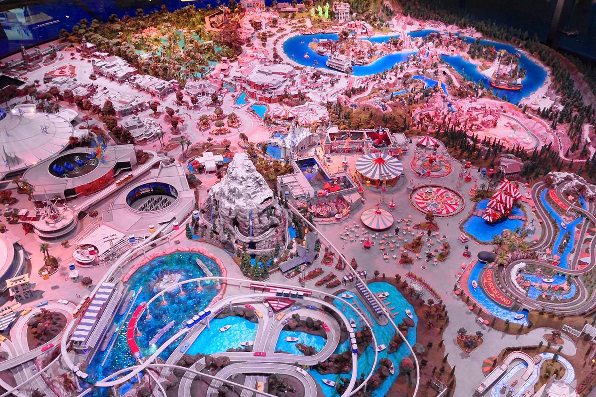 Walt Disney Family Museum Disneyland