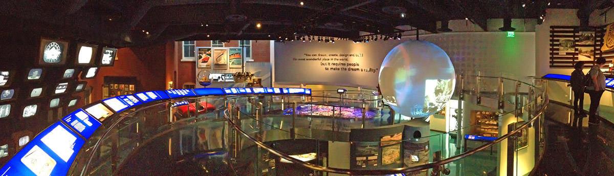 Walt Disney Family Museum DISNEYLAND!