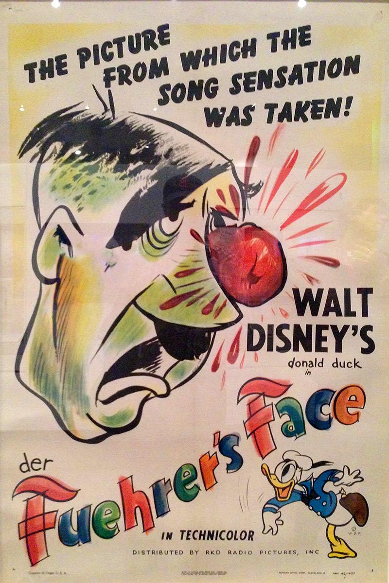 Walt Disney Family Museum Hitler