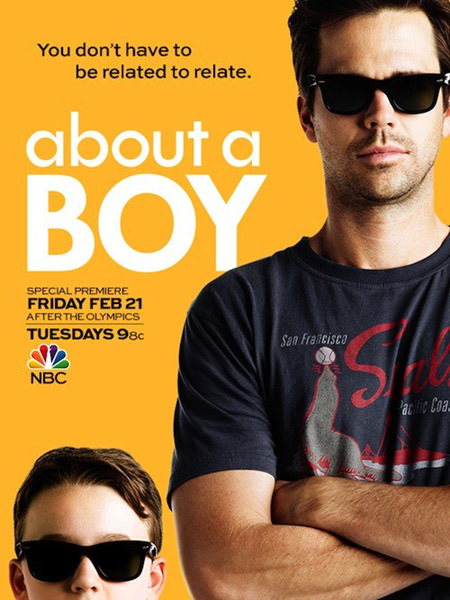 About a Boy TV Poster