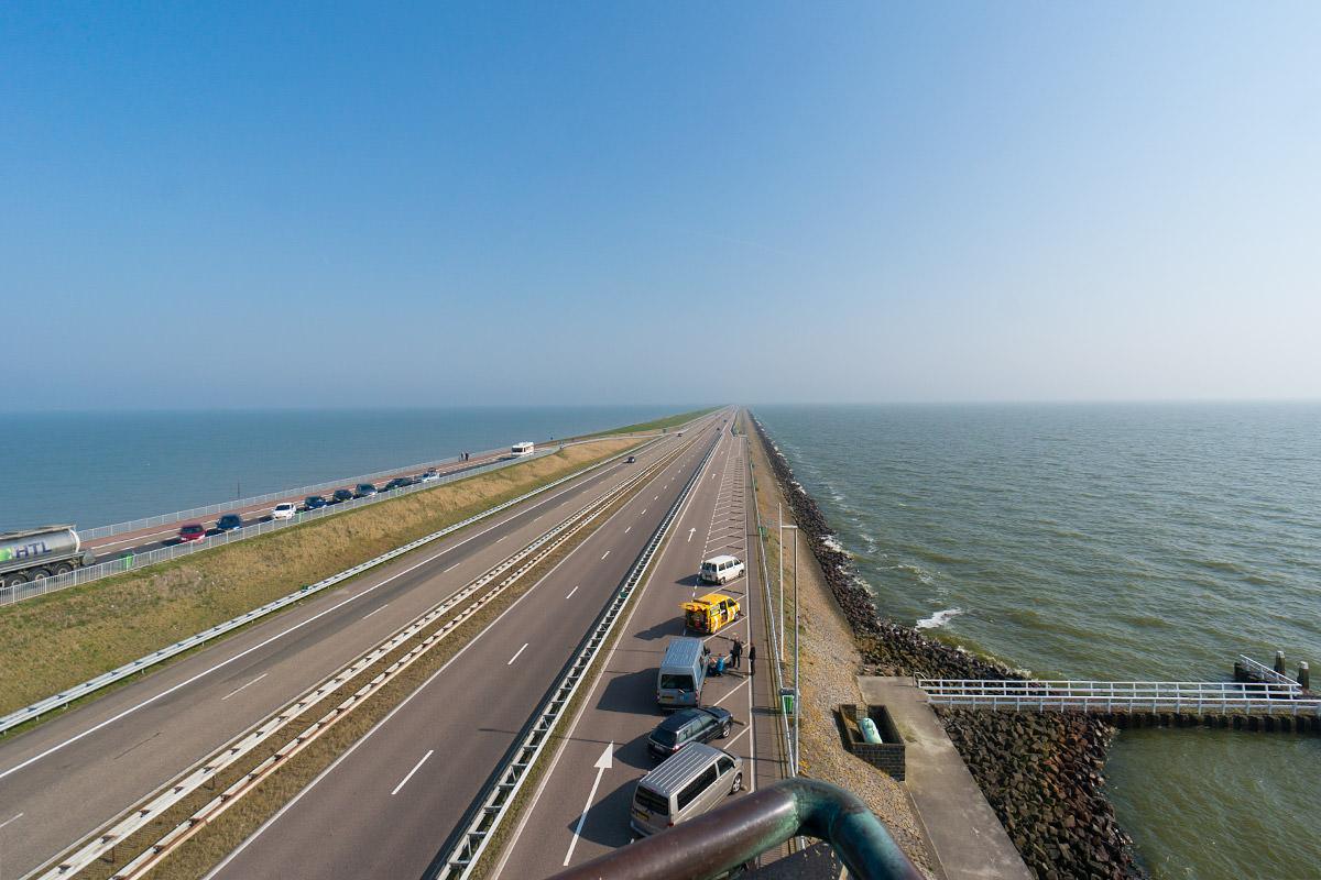 The Afsluitdijk