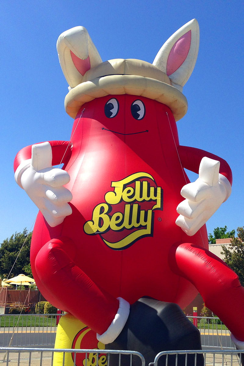Jelly Belly Easter Bunny