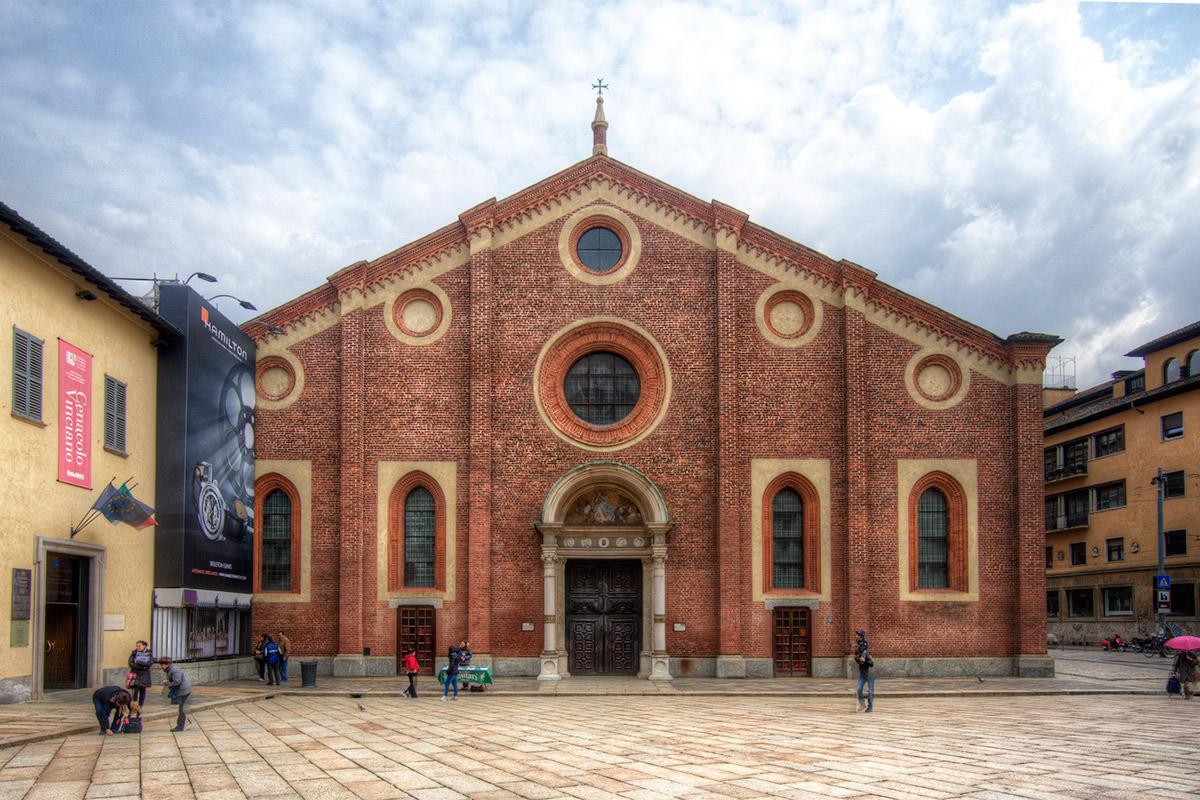 Convent of Santa Maria delle Grazie