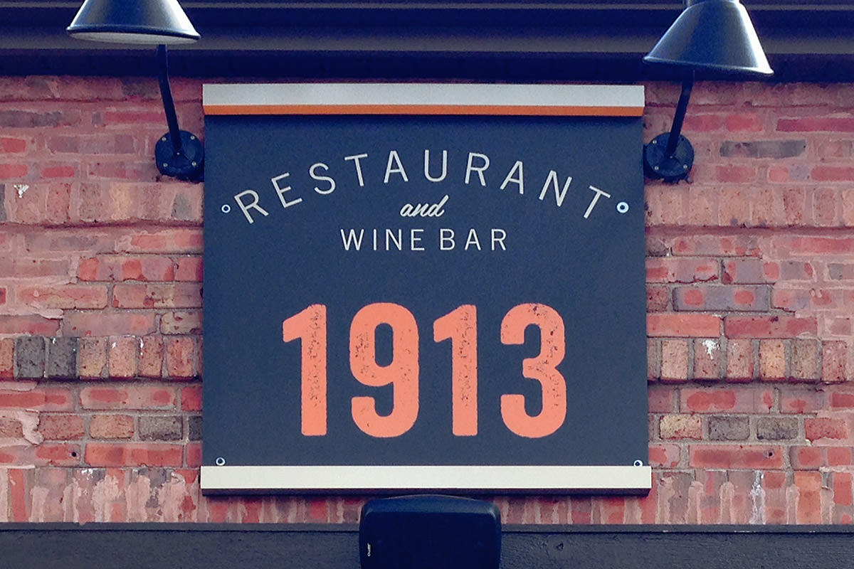 Restaurant 1913 Roselle