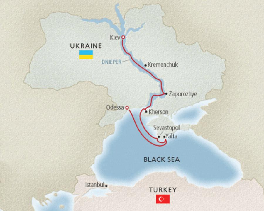 Ukraine Cruise