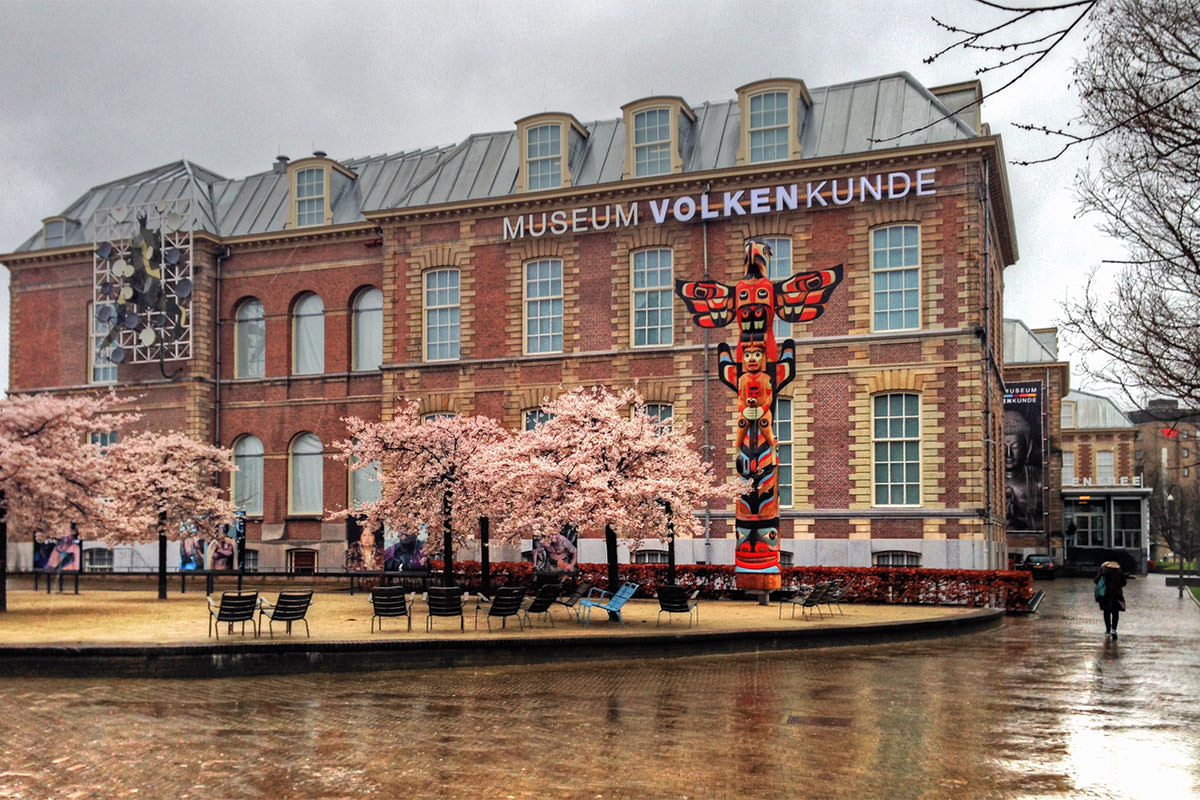 Volkenkunde Leiden Ethnology Museum