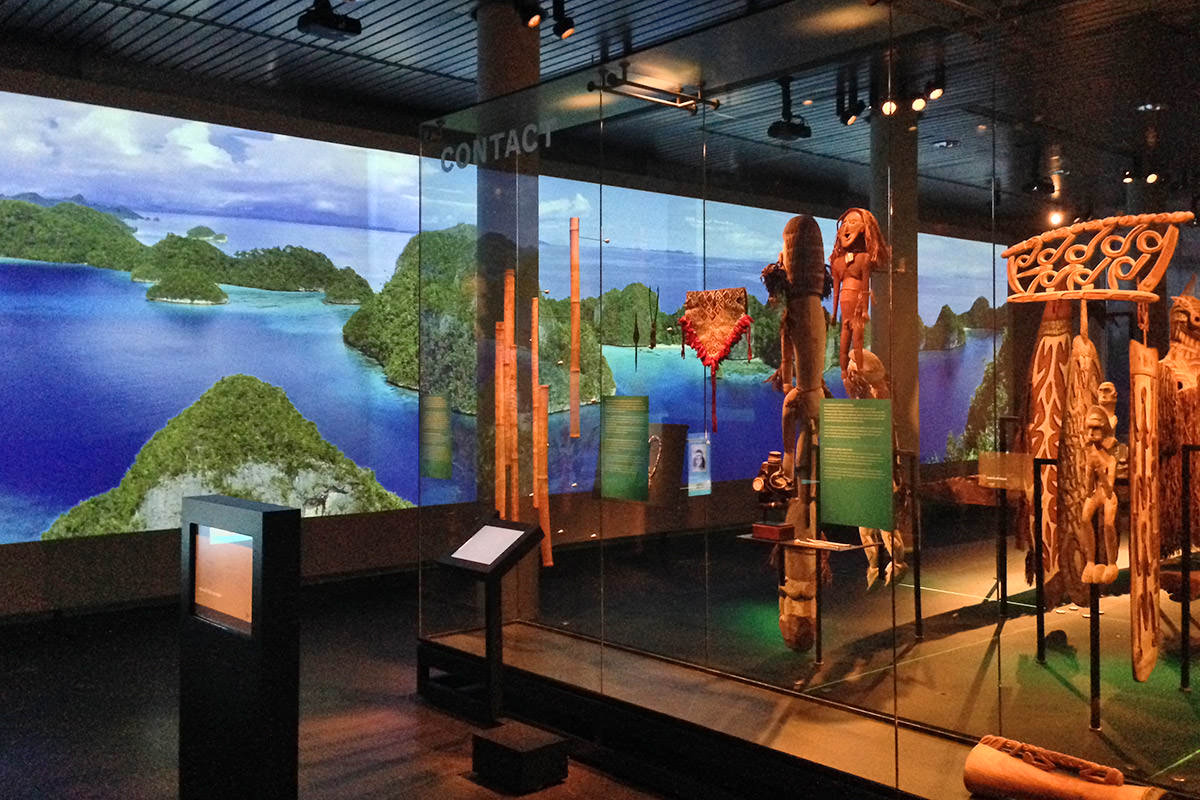 Volkenkunde Oceania
