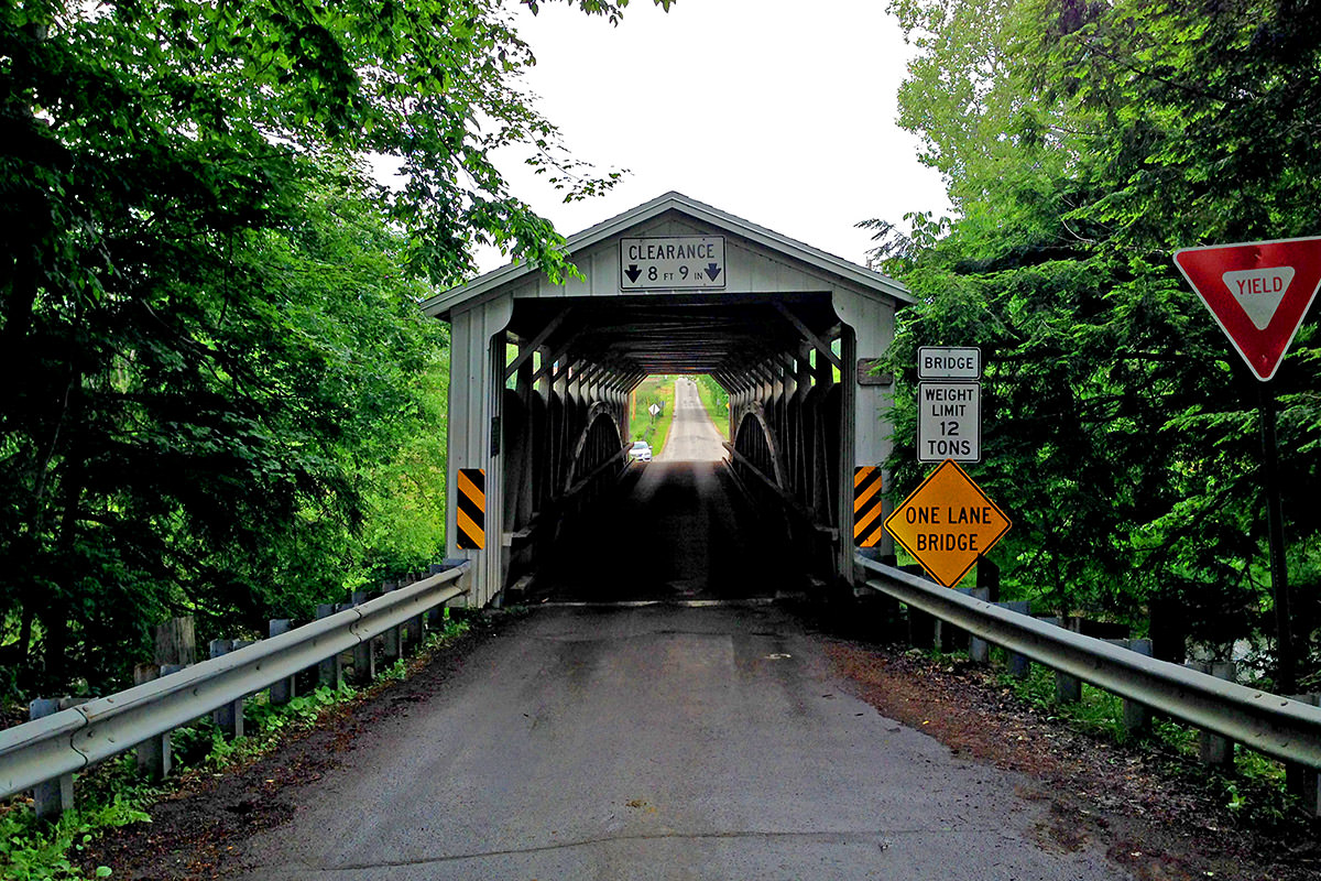 Banks Covered Bridge