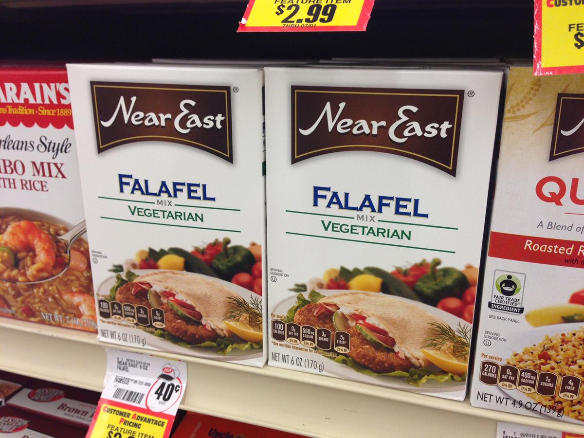 Falafel Mix!