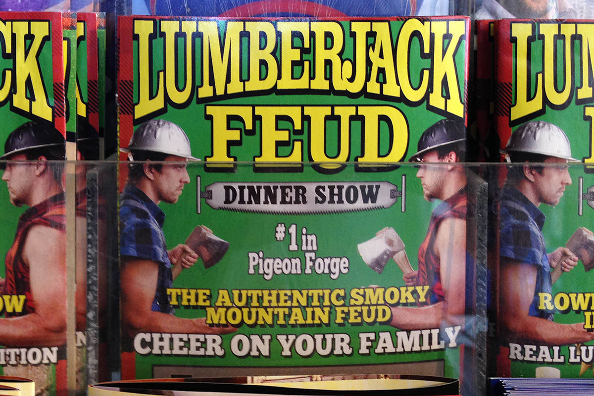ZOMFG! LUMBERJACK FEUD!!!