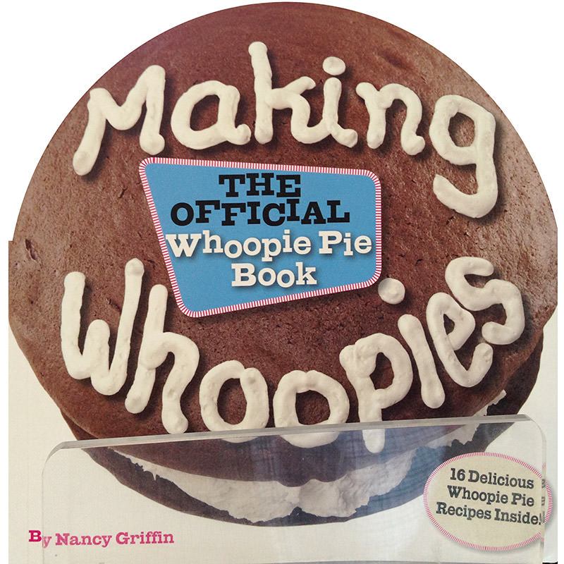 Whoopie Pie Book in Maine