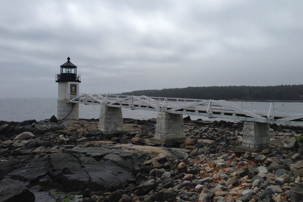 Marshall Point Lighthouse, Maine