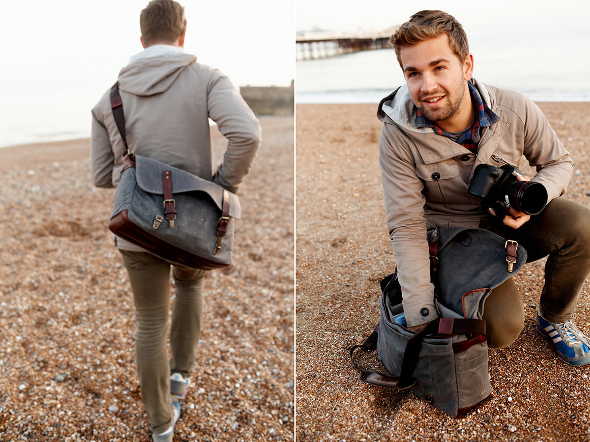 The Brixton Camera Bag by Ona