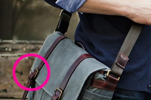 The Brixton Camera Bag Buckle FAIL!!!