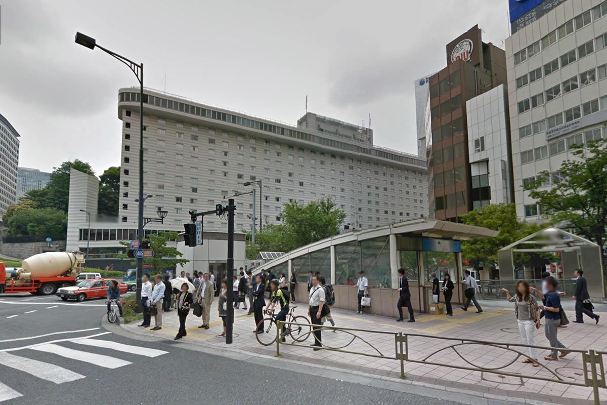 Pajama Hotel Akasaka Tokyu Hotel