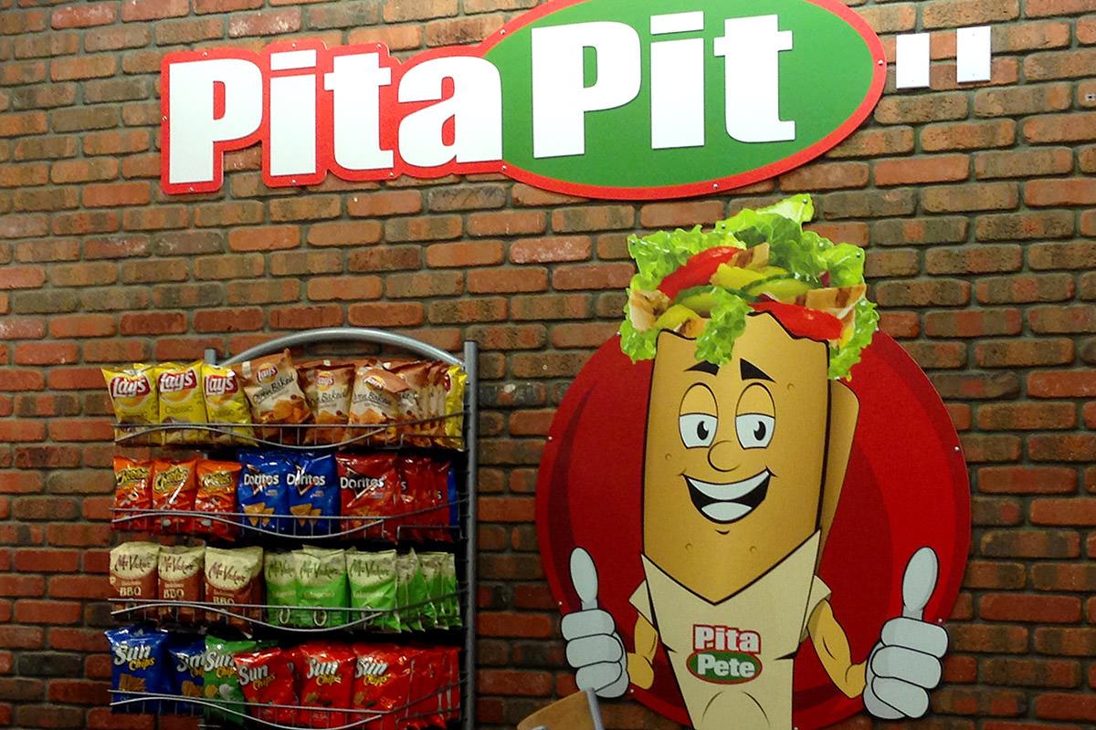 It's Pita Pete!