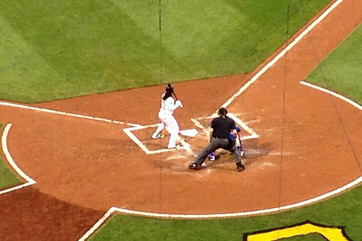 McCutchen at Bat