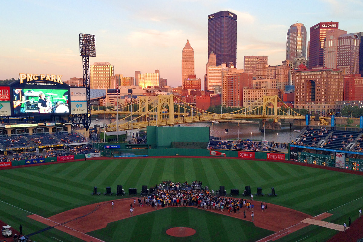 The Goo Goo Dolls at PNC Park